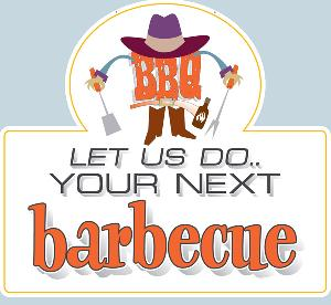 Barbecue Catering Sign