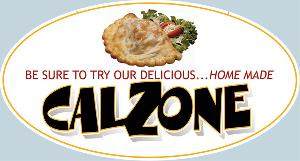 Calzone Sign