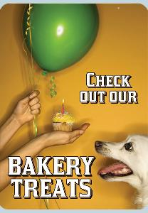 Doggie Bakery Sign