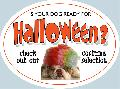 PET HALLOWEEN COSTUME Sign<br>#5011-A--HARD PANEL