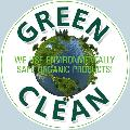 GREEN CLEAN Sign<br>#1003-A--HARD PANEL